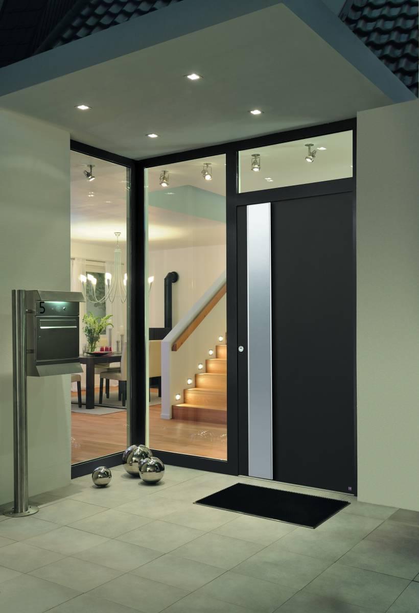 Porte D Entrée Moderne vente, pose et rénovation de portes sur vitrolles - sarl