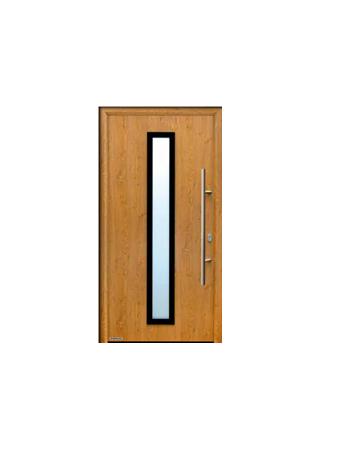 Porte d 39 entree hormann thp 600 vitrolles vente pose - Porte d entree hormann ...