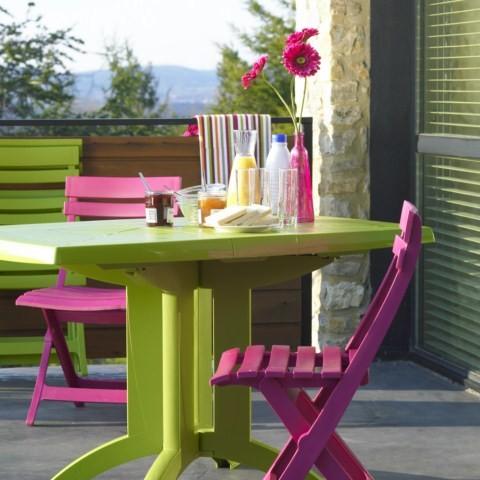 chaise pvc grosfillex modele miami pliante fuschia aix en provence ce produit n 39 est plus. Black Bedroom Furniture Sets. Home Design Ideas