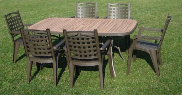 table de jardin pvc grosfillex modele orlando marignane ce produit n 39 est plus disponible. Black Bedroom Furniture Sets. Home Design Ideas