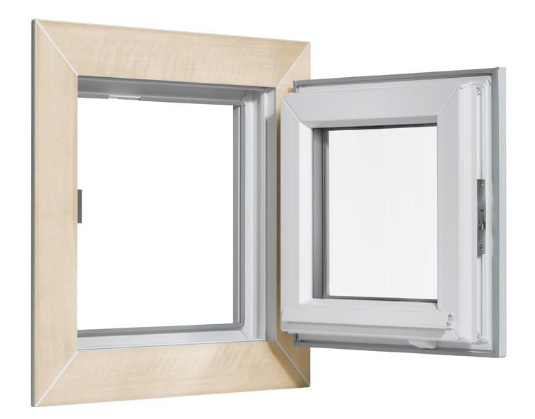 Porte fenetre pvc clardecor hetre grosfillex aix for Installateur fenetre pvc