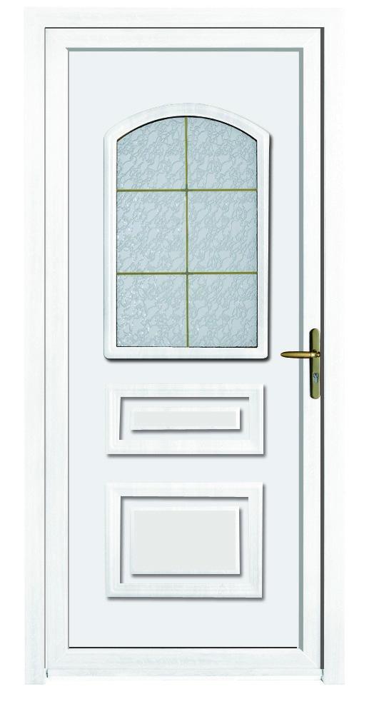 Porte d 39 entree pvc grosfillex ligne traditionnelle pr s de - Porte d entree grosfillex ...