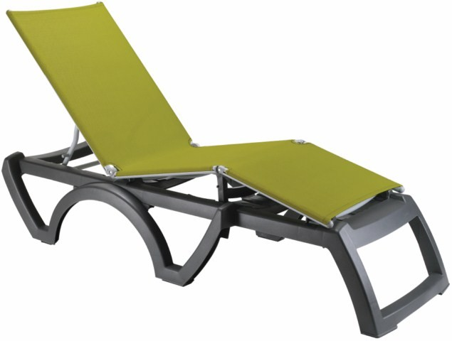 bain de soleil pvc grosfillex modele bali vert nice et. Black Bedroom Furniture Sets. Home Design Ideas
