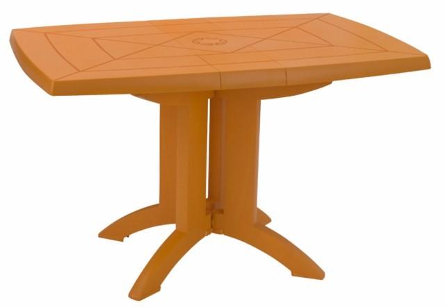 Table Jardin Pvc Grosfillex Mod Le Vega Pliante Dans Les