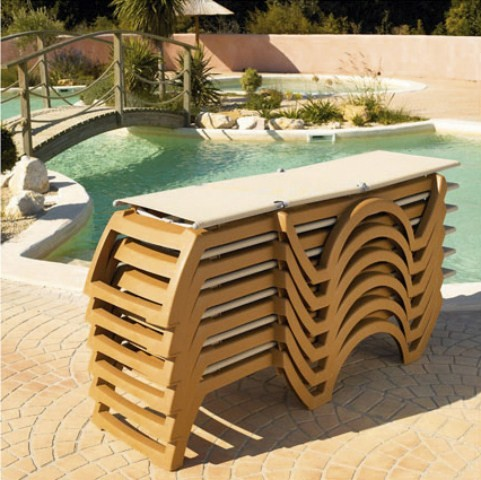 bain de soleil pvc grosfillex modele bali beige rognac. Black Bedroom Furniture Sets. Home Design Ideas
