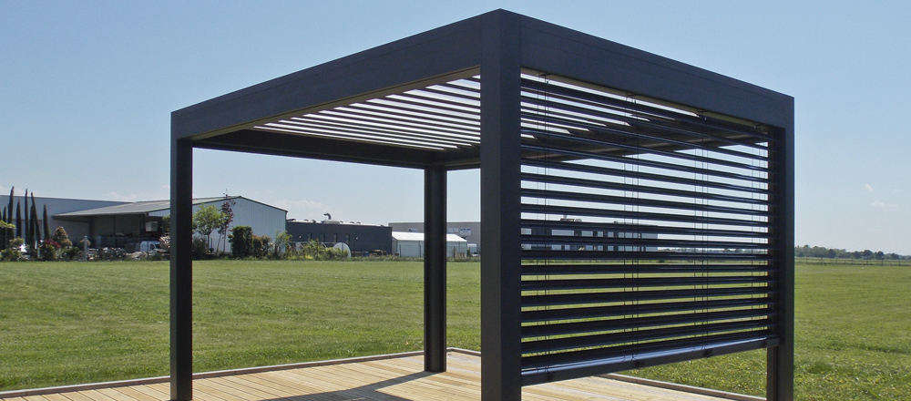 pergolas open bioclimatique marquise installateur. Black Bedroom Furniture Sets. Home Design Ideas
